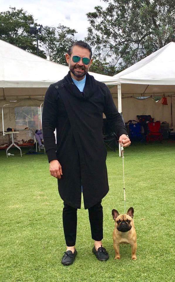 Luis Eduardo Sanchez, extesorero de Kennel Club Bogota, eres un LADRON